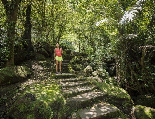 Wat te doen in Taipei - Trekken in het bos van Pin Xi met Tour Me Away