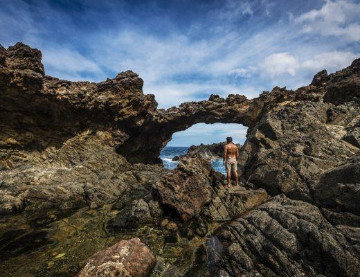 Wat te doen in Aruba: Taki op verborgen strand