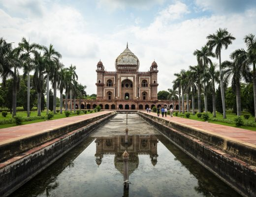 Wat te doen in New Delhi - Safdarjung's Tomb