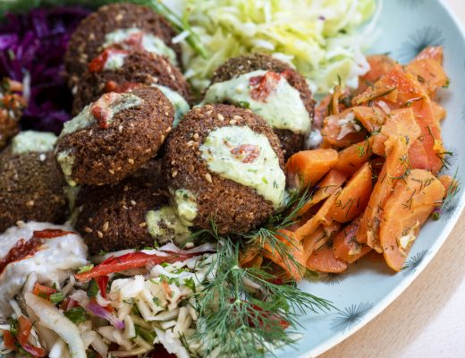 Midden-Oosterse restaurants in Antwerpen - Falafel King