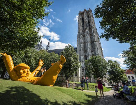 Citytrip Mechelen - Sint Romboutskathedraal