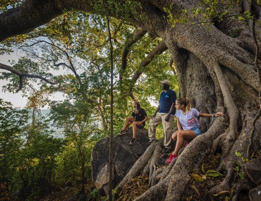 Betere reisfoto's maken - landschap en mensen