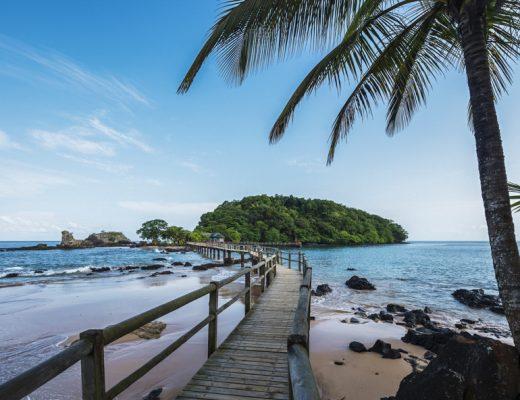 Bom Bom Island Resort - Sao Tomé & Principe